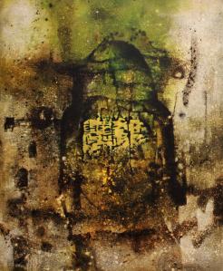 Amang Mardokhy - painting
